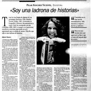 El Comercio, 13/01/2002