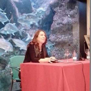 Presentación en el Acuario de Xixón