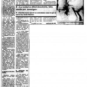 la Hoja del Lunes, 08/09/1986