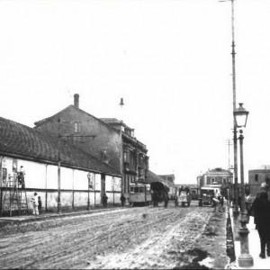 Calle de la Estacion - 1931