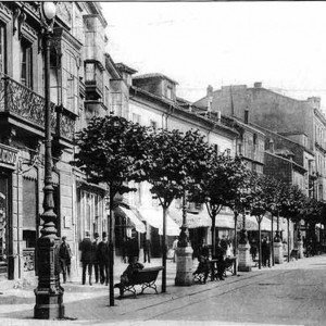 El Boulevard de la Corrida - 1923