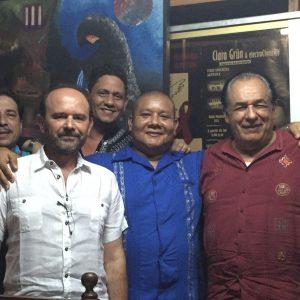 Carlos Mejía Godoy y los Palacagüina
