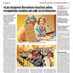 6-7-2018 Aviles- Pre. de Mujeres Errantes