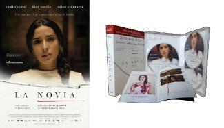 """Edición especial """"La novia"""", de Paula Ortiz (19'95€)"""