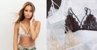Nicolette Bralette de Isabel Works (25€)