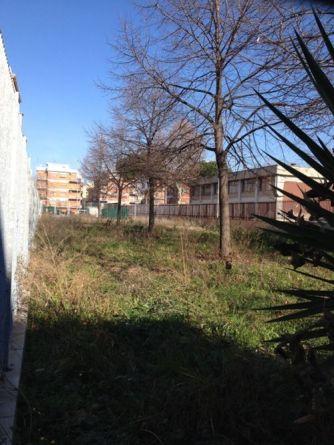 """Il giardino prima del progetto """"L'isola felice"""""""