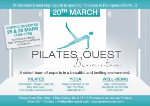 Pilates Ouest | Open Doors Event