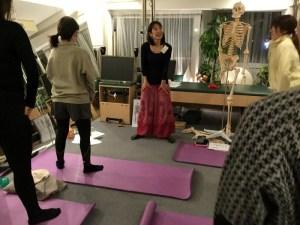 Trainer Studymeeting Pilates Yoga Instructor Fascia Breath hip joint foot Movement トレーナー 勉強会 ピラティス ヨガ インストラクター 筋膜 呼吸 背骨 股関節 足関節 膝関節 解剖 ムーブメント