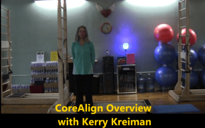 CoreAlign Overview with Kerry Kreiman