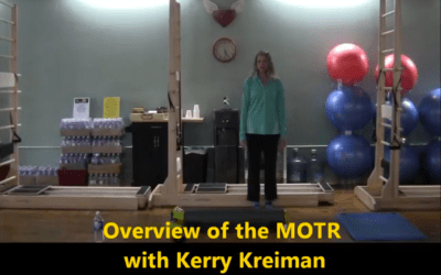 MOTR Overview with Kerry Kreiman