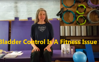 PfilAtes – Bladder Control is a Fitness Issue