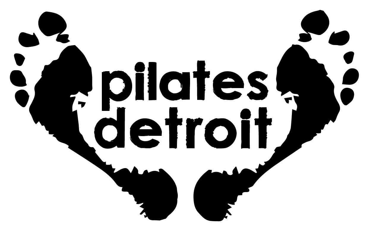 Pilates Detroit logo