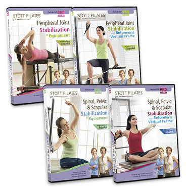 Injuries and Special Populations Rehab DVDs