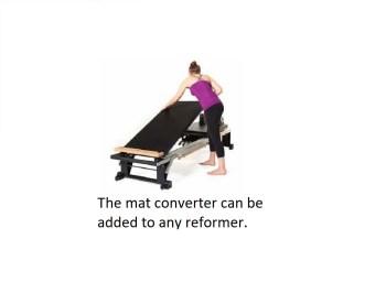 Reformer Accessories