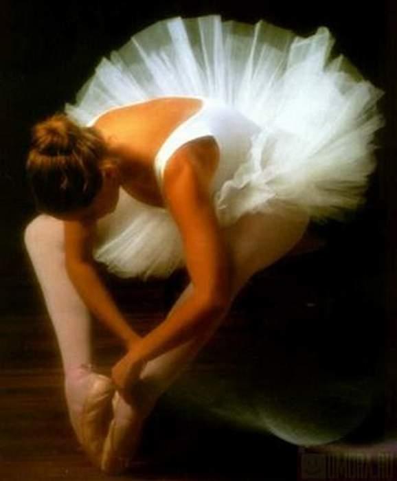 cum să pierdeți greutatea pentru balerină)