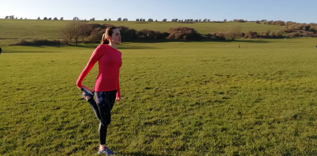 Pilates for runners and walkers