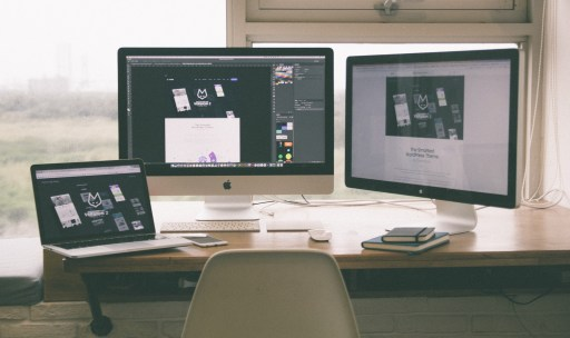 Set up your work space to help avoid back pain
