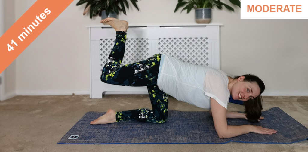 Top to toe Pilates