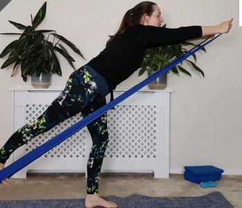 resistance band pilates workout