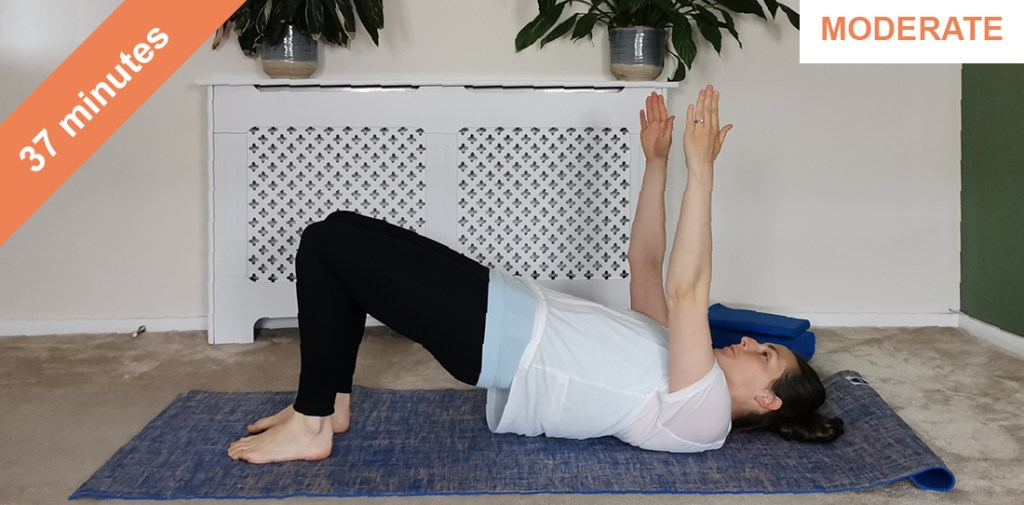 Movement and control pilates class