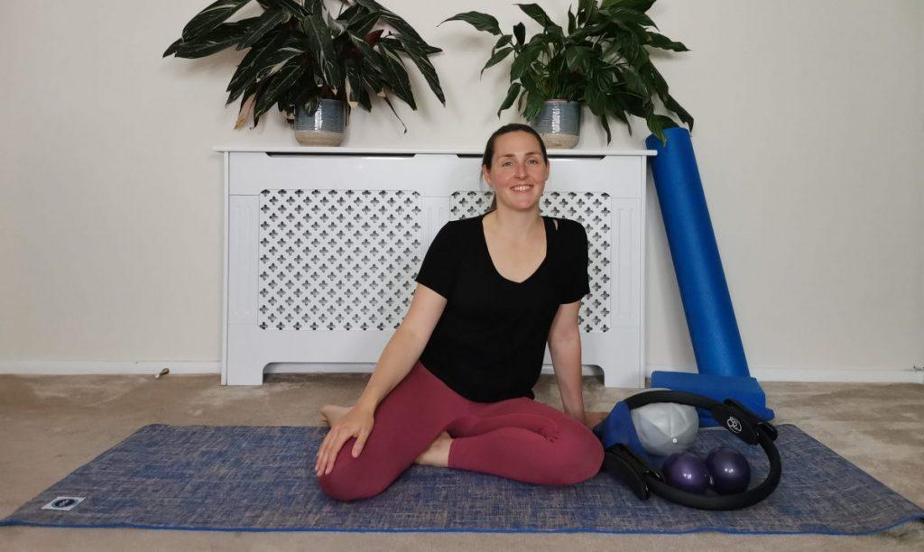 Physiotherapist Pilates instructor