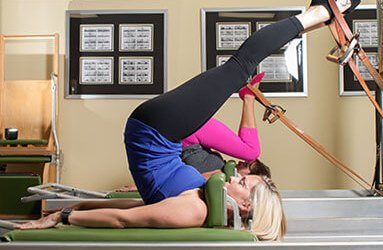 Yoga vs. Pilates?!