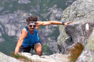 Scott Jurek, ultra marathon runner