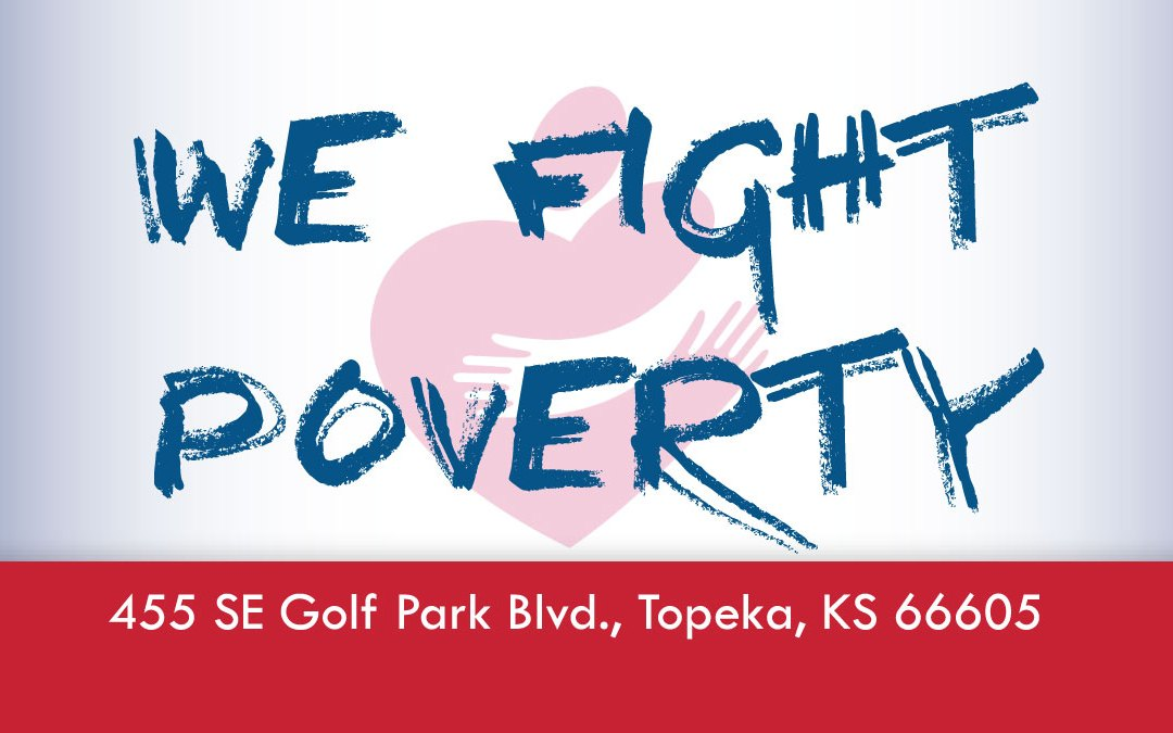 New Business Cards for WeFightPoverty.org