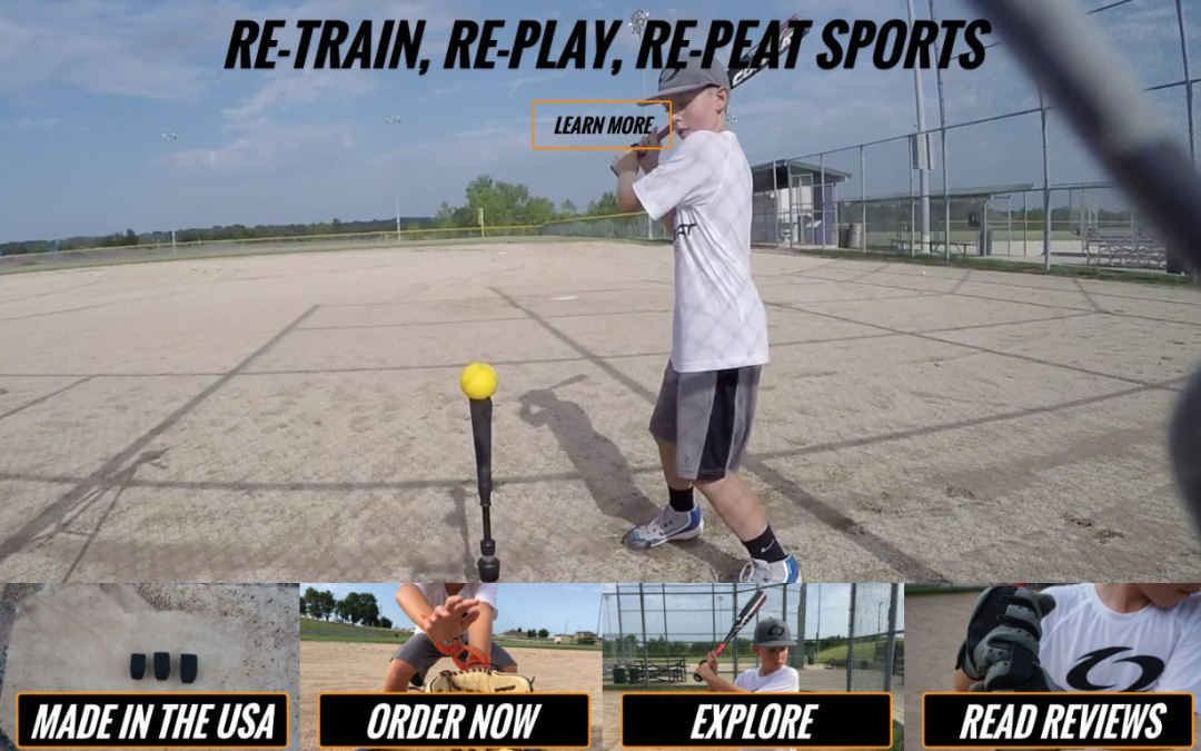 New E-Commerce Website for Re-Peat Sports
