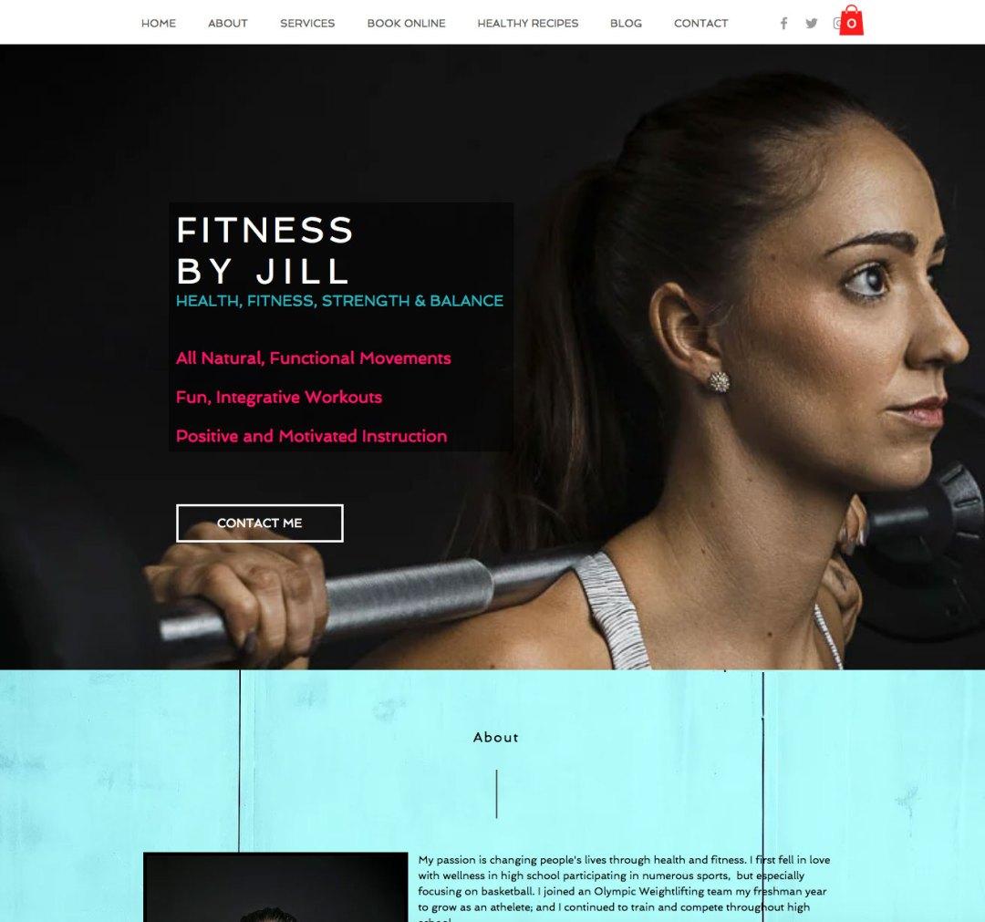 Fitness By Jill