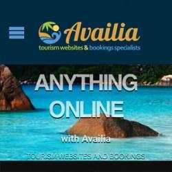 Availia mobile view