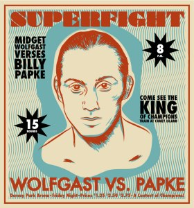 Champion fight Illustrator Tutorial