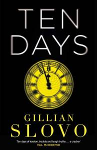 Cover of Ten Days by Gillian Slovo