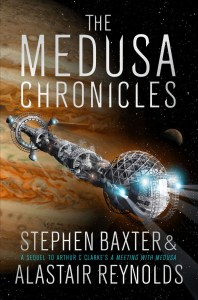 The Medusa Chronicles by Stephen Baxter and Alastair Reynolds