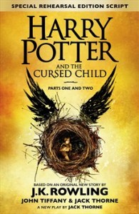 Harry Potter and the Cursed Child by JK Rowling and others