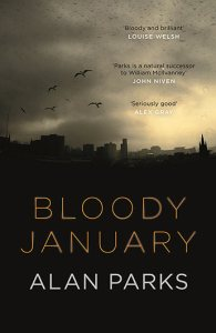 Bloody January by Alan Parks