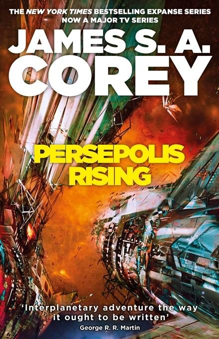 Persepolis Rising by James SA Corey