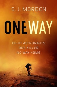 One Way by S J Morden