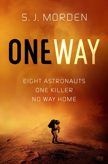 One Way by SJ Morden