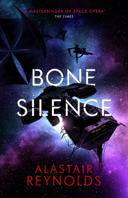 Bone Silence by Alastair Reynolds