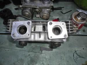 KZ400 intake 3