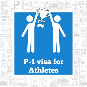 Taymoor Pilehvar helps athletes compete on the P-1 visa