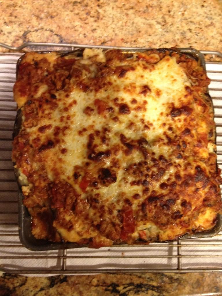 Carb-Free Lasagna