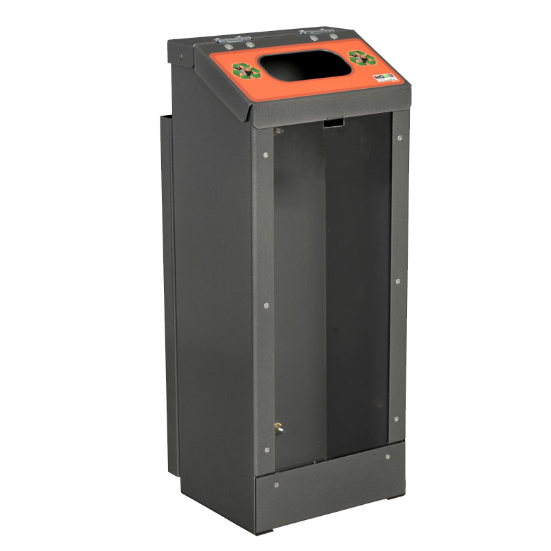 Collecteur piles battery bin collector CP15LM Pile PourlaVie