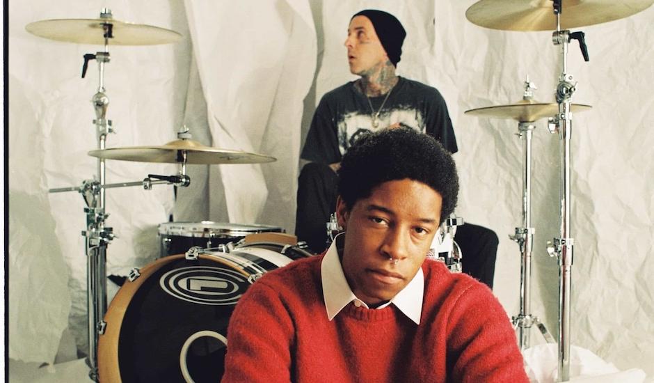 Meet KennyHoopla, the US genre-bender making manic punk-rap with Travis  Barker | Pilerats