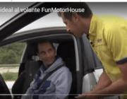 postura ante el volante