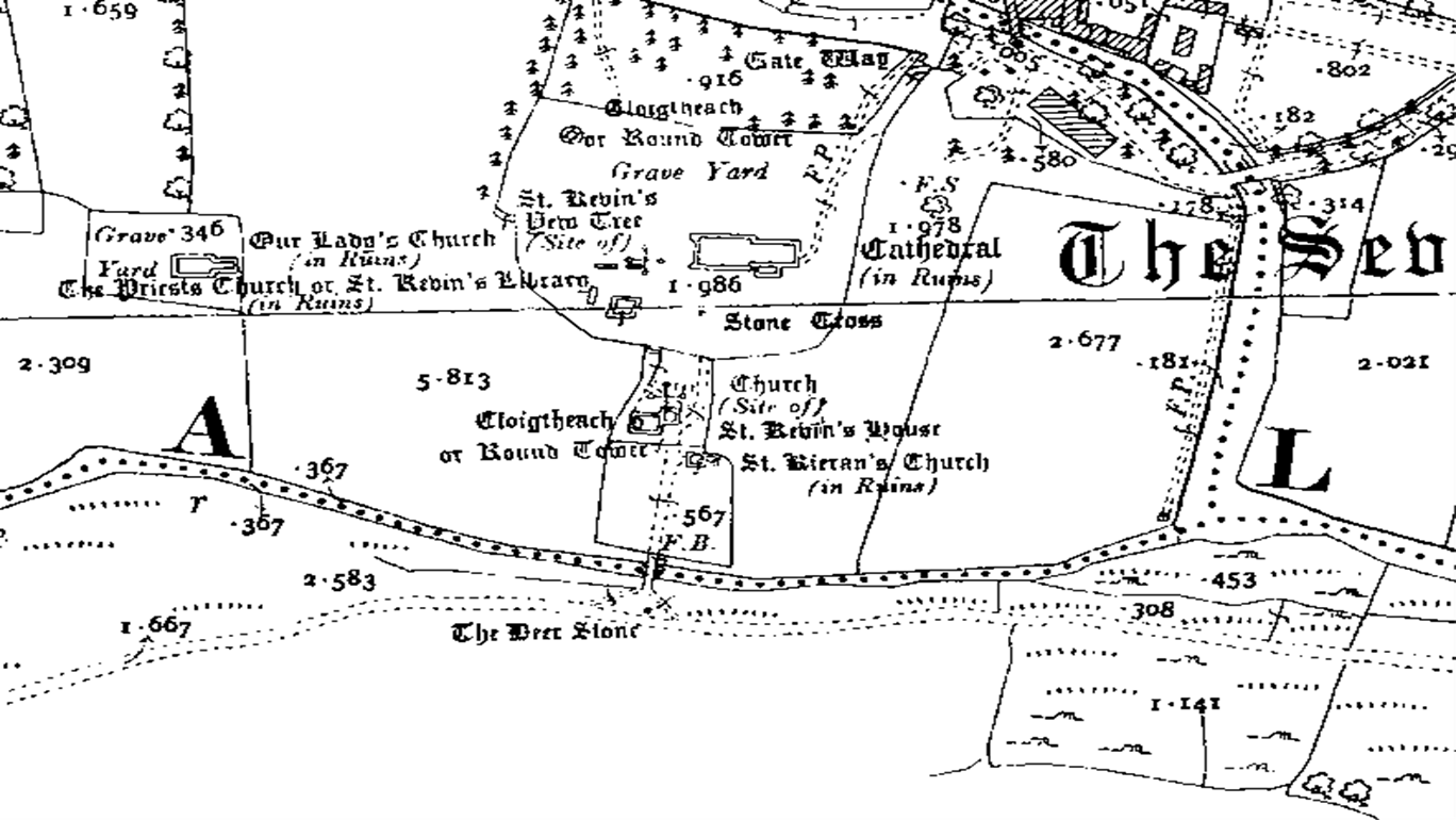 Map Of Ye