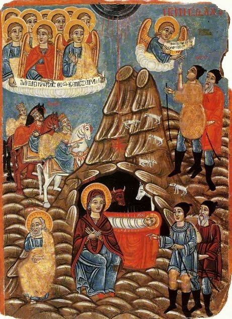Medieval Pilgrimage To The Relics Of The Nativity