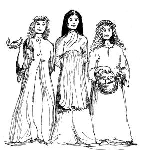 Three Ladies 001