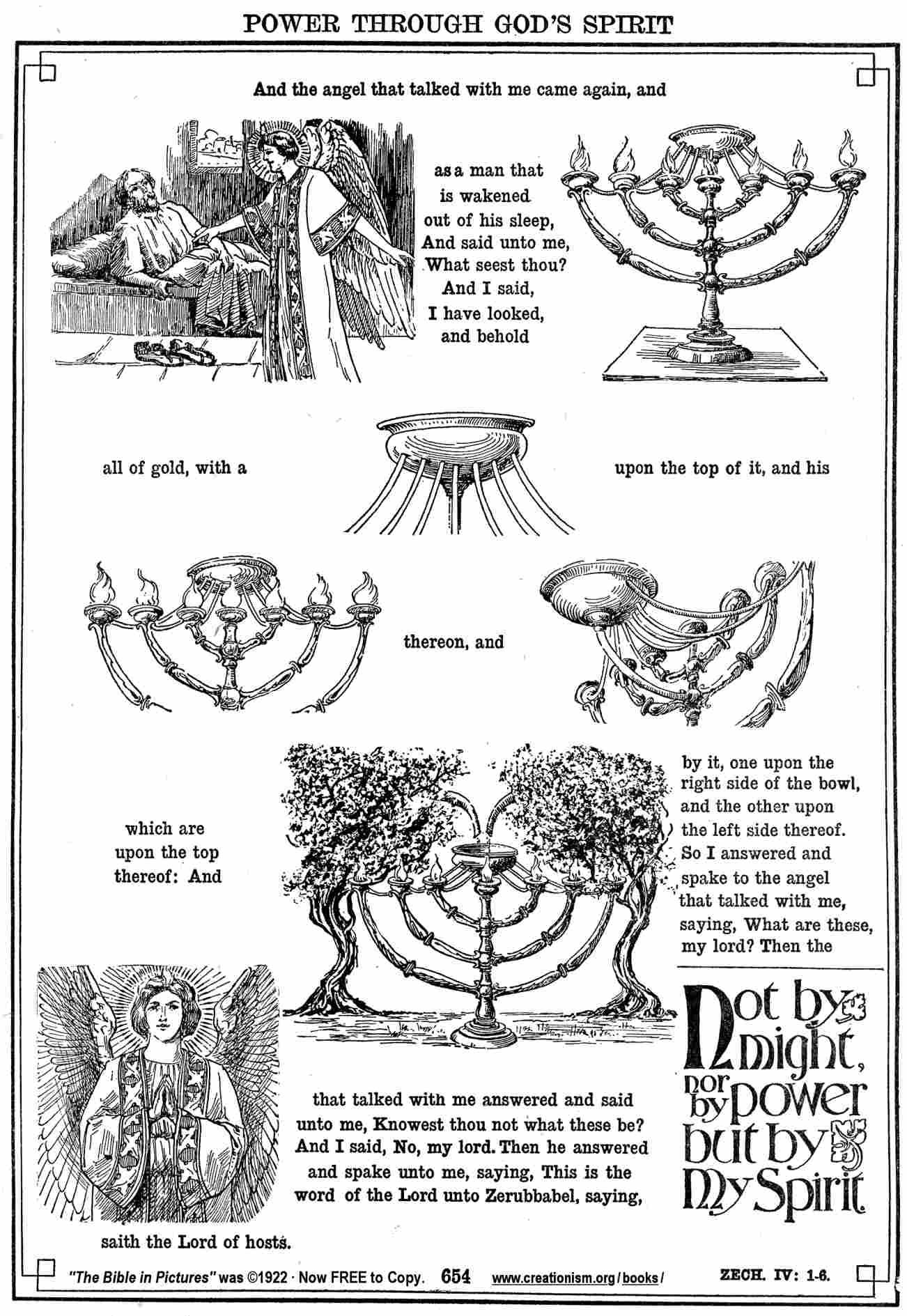 Zechariah And Noah Begat 3 Sons
